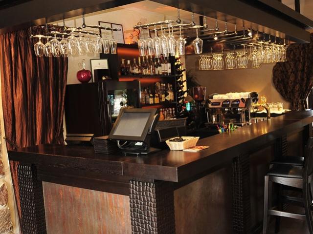 Restorano Vienaragio malūnas pirmas aukštas