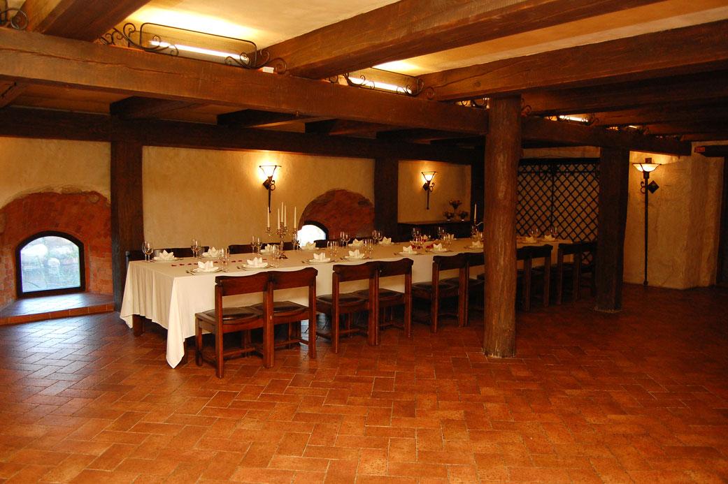 Restorano Vienaragio malūnas rusys