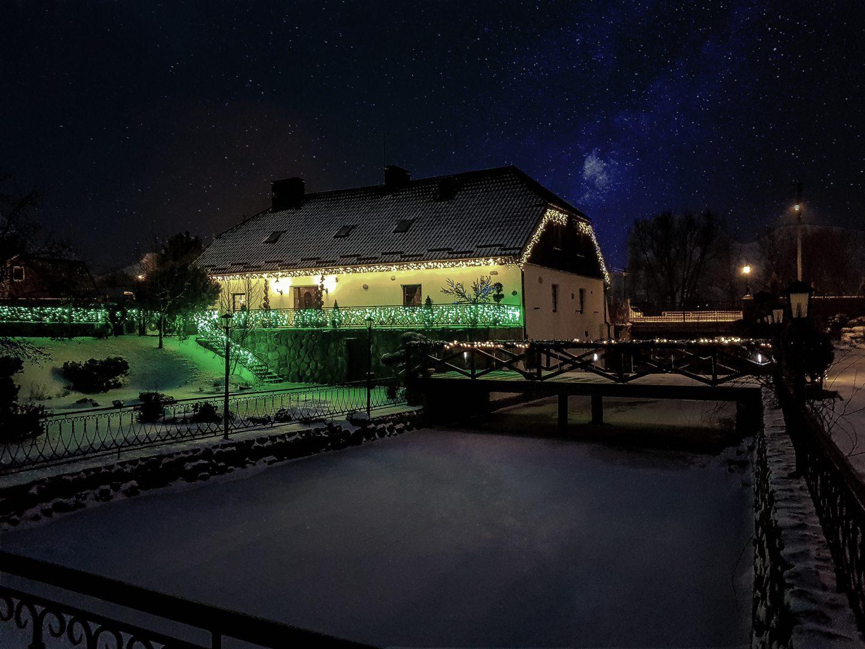 Restorano Vienaragio malūnas lauko erdvė